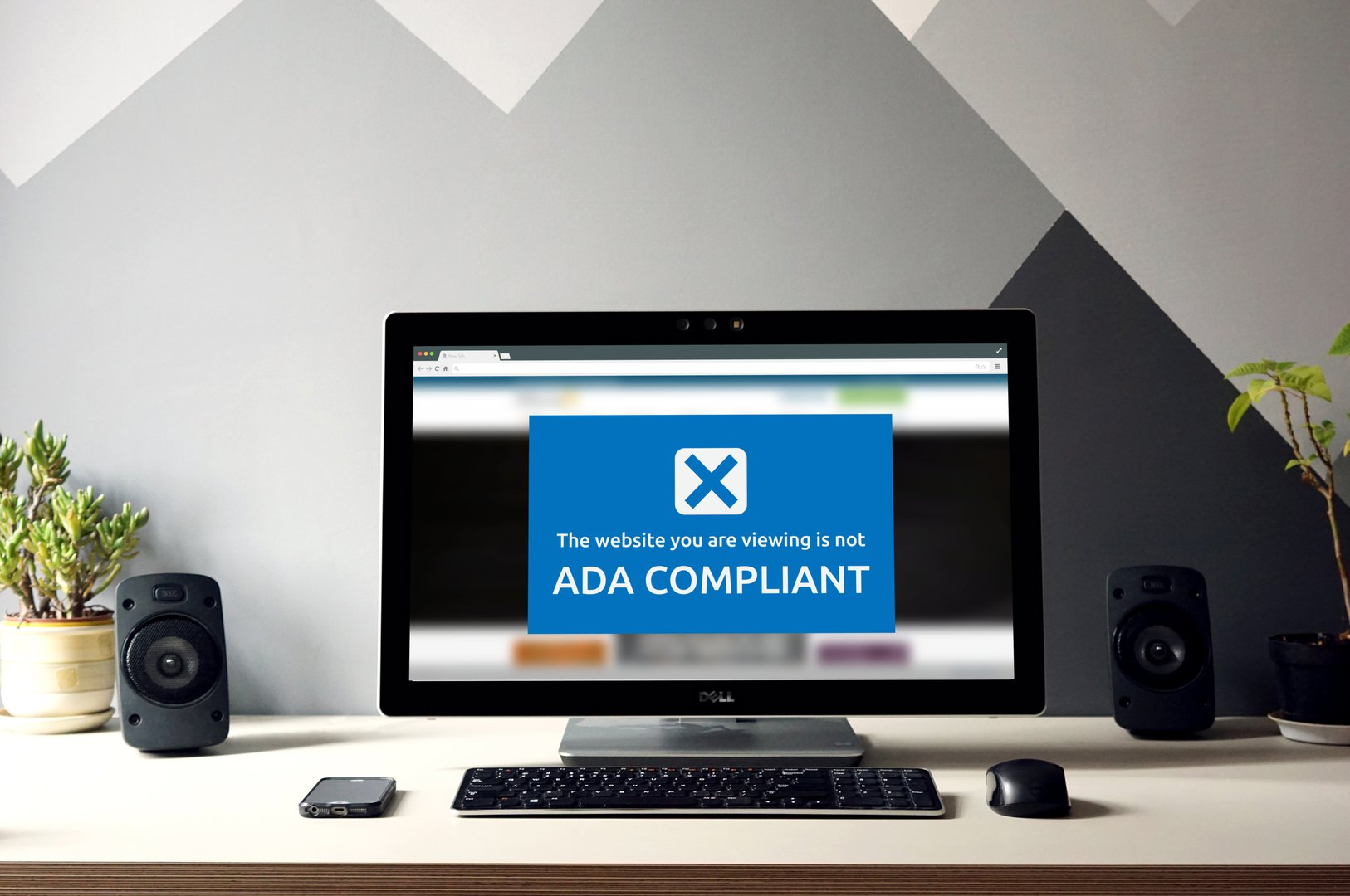 ADA Compliance in Websites