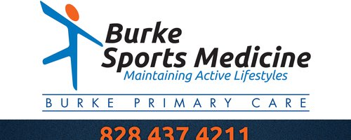 Billboards for CBS Sports and Burke Primary Care
