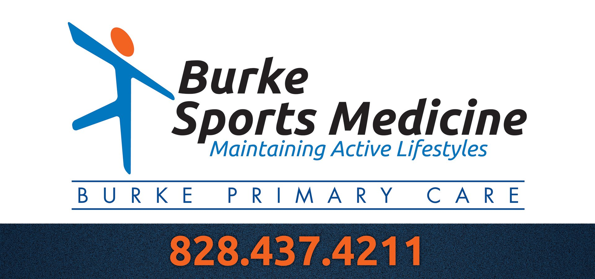 Burke Primary Care billboard