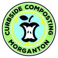 Curbside Composting Morganton Logo