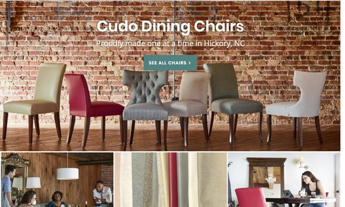 VanNoppen Marketing Creates CudoChairs.com for e-commerce
