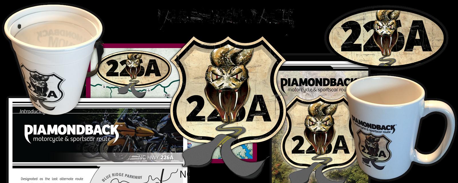 Diamondback branding