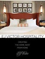 EJ Victor Hospitality Brochure
