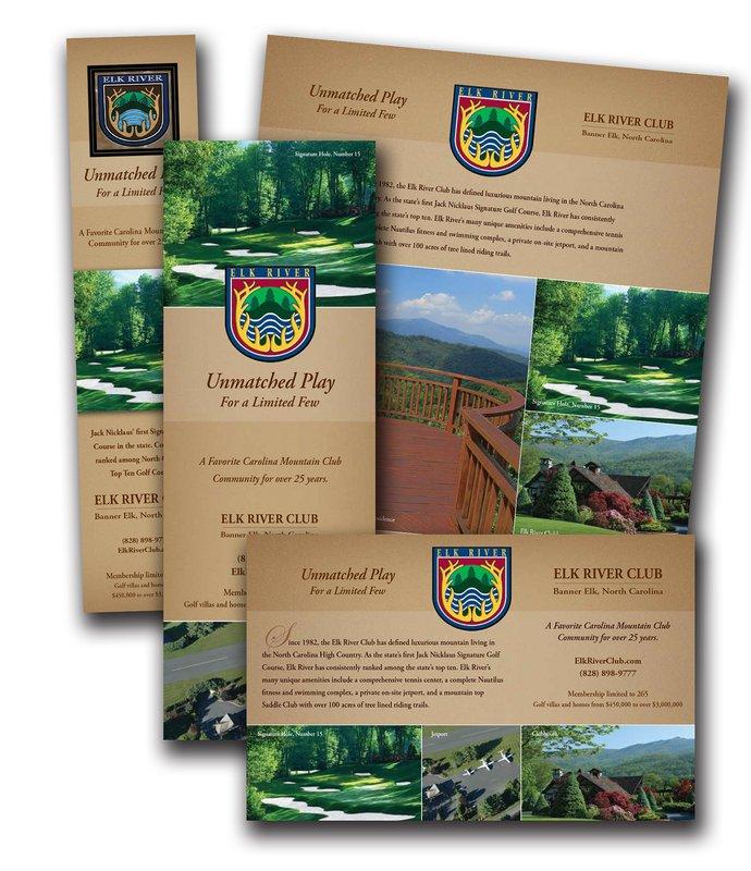 Elk River Print Ads
