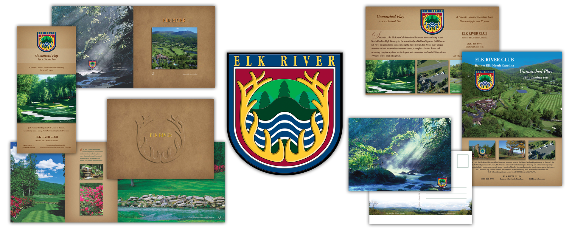 Elk River print