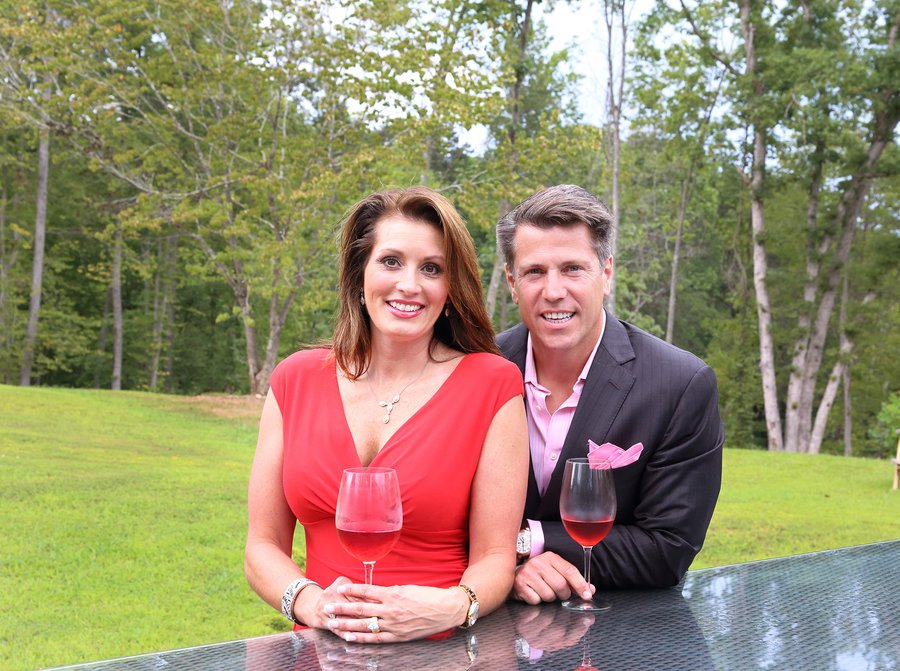 Yadkin Valley, NC's JOLO Vineyard owners