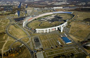 Lowes Motor Speedway