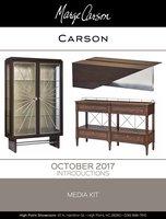 Marge Carson Media Kit