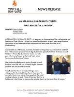 Oak Hill Iron + Wood
