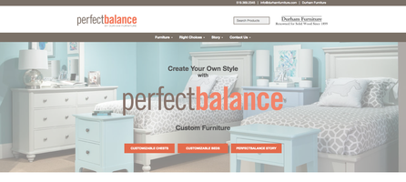 perfectbalance by Durham Furniture