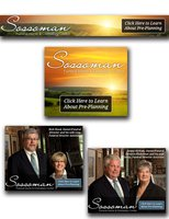 Sossoman Funeral Home Digital Ads