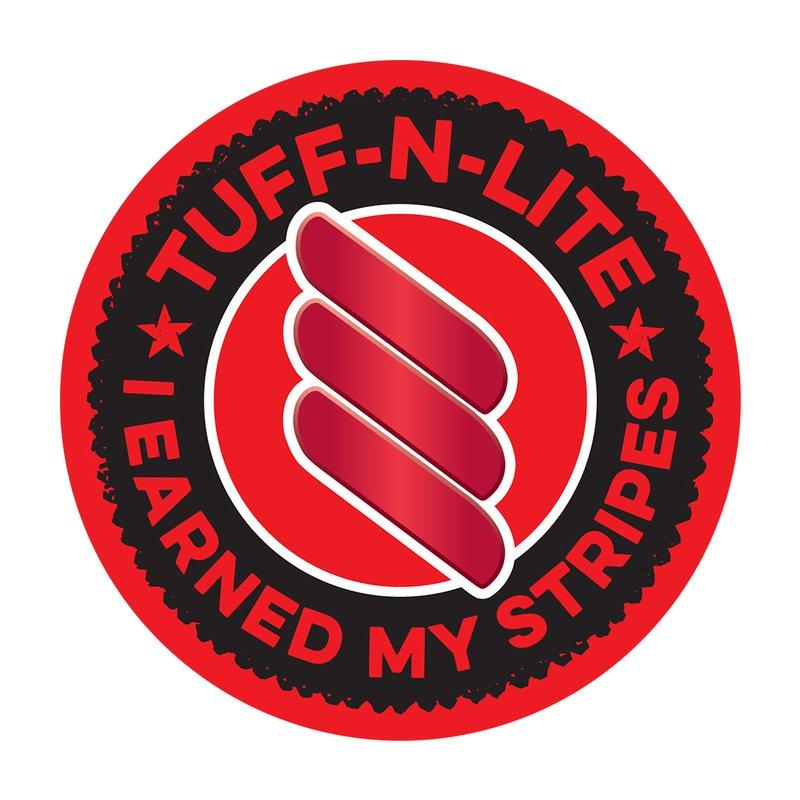 Tuff-n-Lite lapel pin