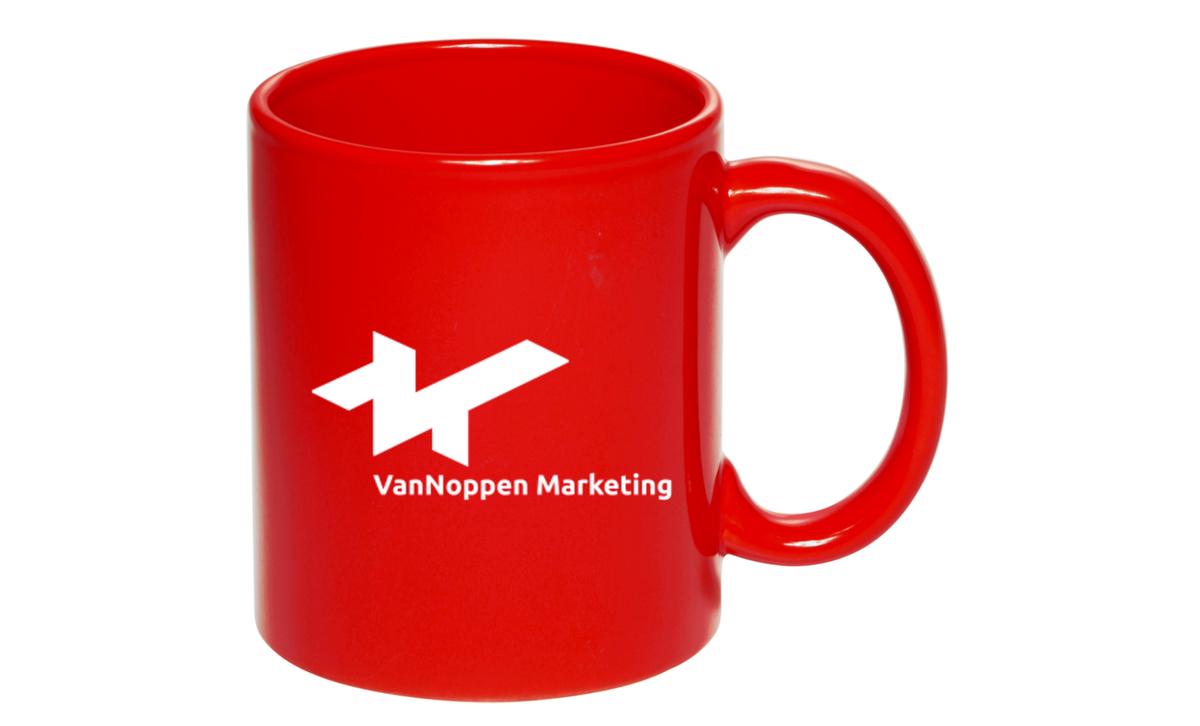VanNoppen Marketing mug