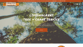 Limbwalkers NC website