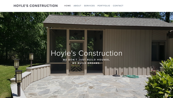 Hoyle's Construction Website