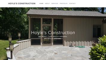Hoyle's Construction Website