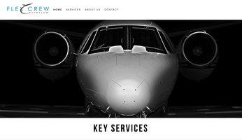 Flexcrew website