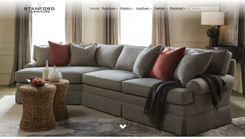 Stanford Furniture website