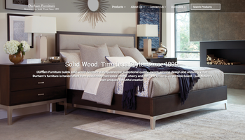 Durham Furniture website