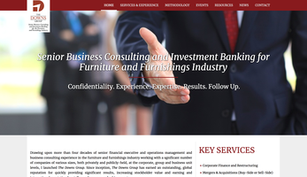 The Downs Group LLC website homepage