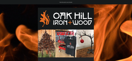 Oak Hill Iron eblast