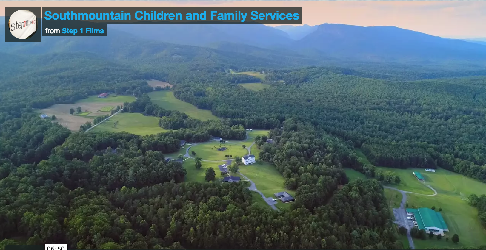 Southmountain Children and Family Services Video