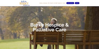 Burke Hospice Website