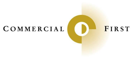 Commercial First logo
