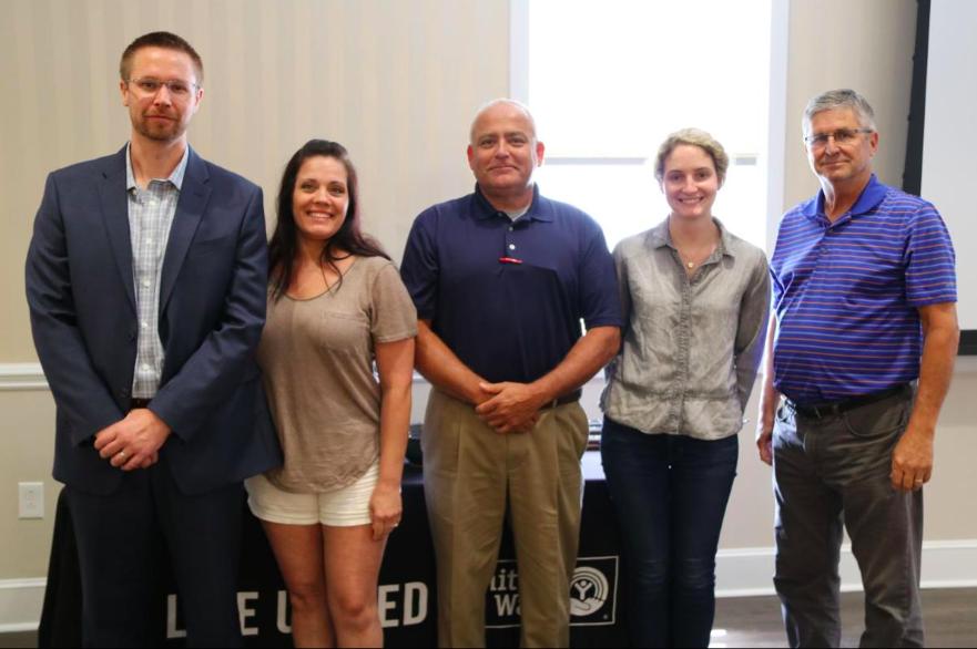 Burke United Way's New Board Members