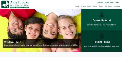 Dr. Brooks Website