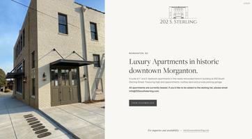 202 S. Sterling Web Portal