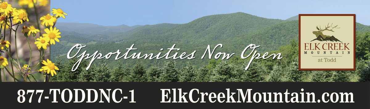 Elk Creek Billboard