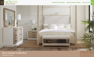 Palmetto Home Website