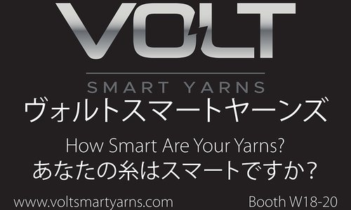 Volt SmartYarns headed to Japan