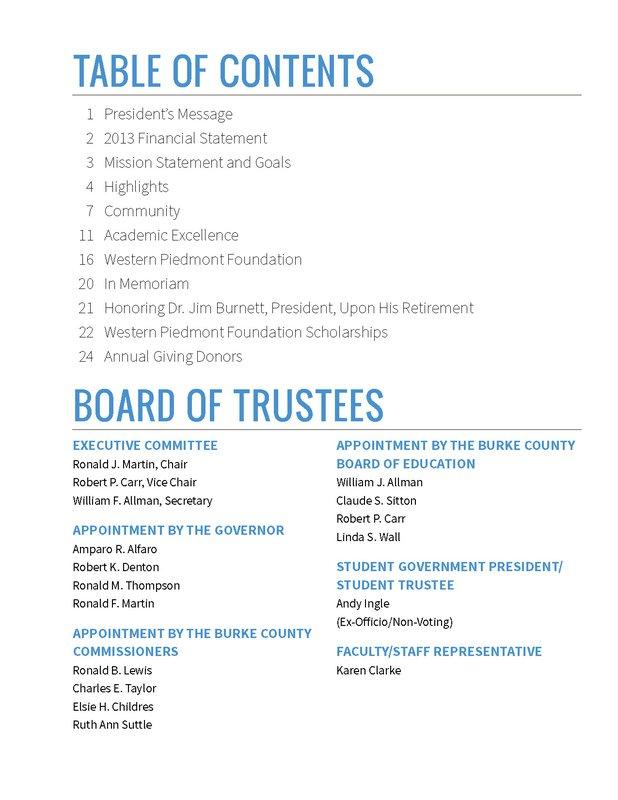 WPCC contents