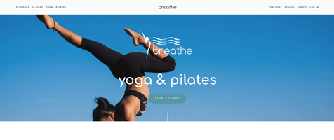 Breathe Yoga and Wellness